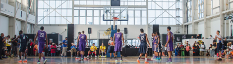 Nike Tournament of Champions at the Duggal Greenhouse