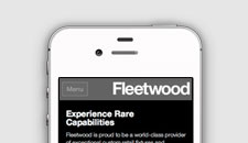 Fleetwood Fixtures - Mobile Design