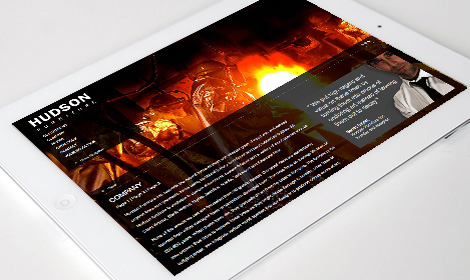 Interactive Website Design